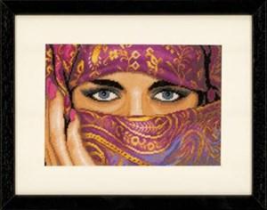 Изображение Загадочные глаза (Mysterious Eyes)