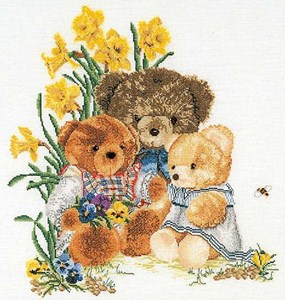 Изображение Мишки (Teddy Bears)
