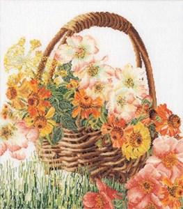 Изображение Цветочная корзина (Flower Basket)