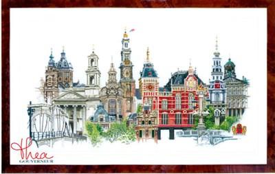 Изображение Амстердам (Amsterdam)
