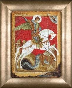Изображение Святой Георгий и дракон (Icon St. George and the Dragon)