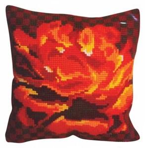 Изображение Бархатная роза (Rose velours) (подушка)