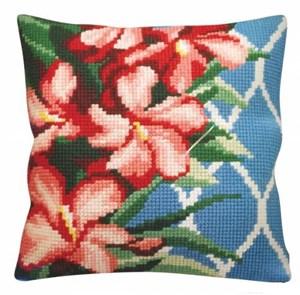 Изображение Гибискус (Hibiscus) (подушка)