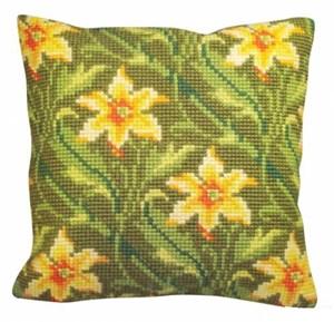 Изображение Вьющиеся цветы (Myrte gauche) (подушка)
