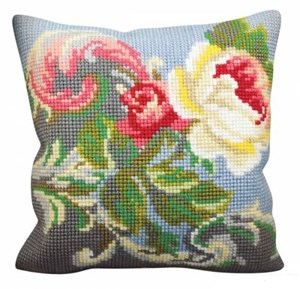 Изображение Античная роза левая (Rose antique gauche) (подушка)