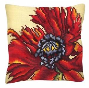Изображение Экстравагантные мак (Extravagante Poppy) (подушка)