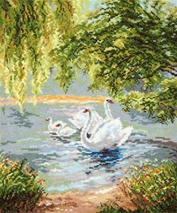 Изображение Лебеди