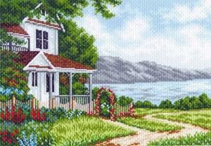 Изображение Домик у озера