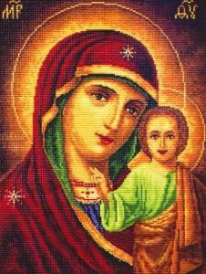 Изображение Казанская Богородица