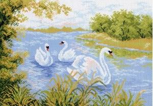 Изображение Лебединое озеро