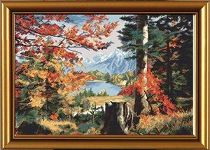 Изображение Осень в долине
