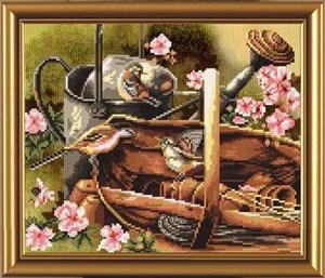 Изображение Птичий календарь. Весна