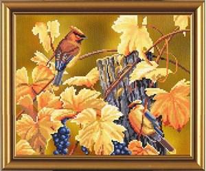 Изображение Птичий календарь. Осень