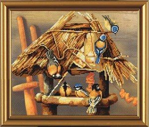 Изображение Птичий календарь. Зима