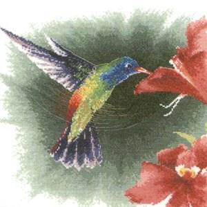Изображение Полет колибри (Hummingbird in Flight)