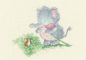 Изображение Мейбл и мышь (Mabel and Mouse)