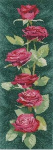Изображение Розовая Роза (Pink Roses)