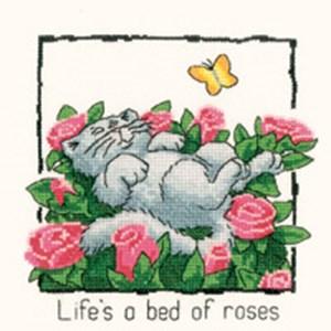 Изображение Жизнь кровать из роз (Life's a bed of roses)