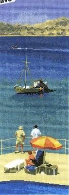 Изображение Голубые воды (Water blue)
