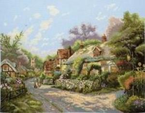Изображение Деревня Кобблстоун (Cobblestone Village)