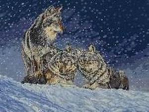 Изображение Волки (Wolves)