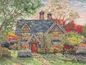 Изображение Пряничный домик (Gingerbread Cottage)