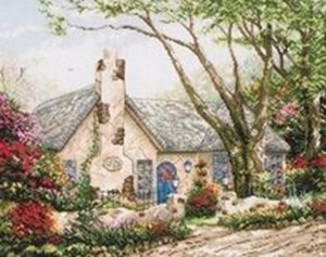 """Изображение Коттедж """"Сияние утра"""" (Morning Glory Cottage)"""