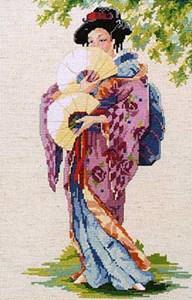 Изображение Восточная леди (Oriental lady)