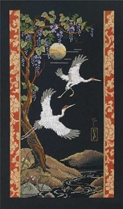 Изображение Журавли (Cranes)