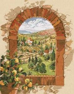 Изображение Мечты о Тоскании (Dreaming of Tuscany)