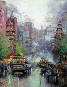 Изображение Картина Сан Франциско (San Francisco Picture)