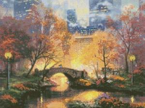 Изображение Центральный парк осенью (Central Park in the Fall)