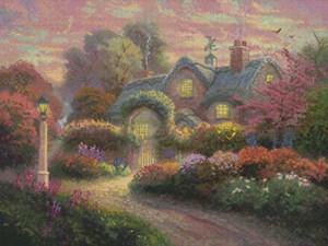 Изображение Коттедж бутон розы (Rosebud Cottage)