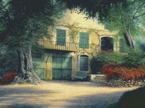Изображение Дача Ренуара (Renior's Farmhouse)