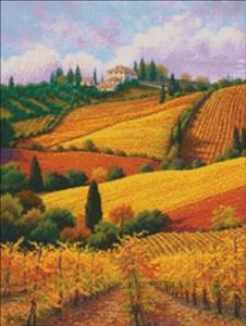 Изображение Цвета Тосканы (Tuscan Colors)