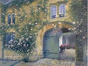 Изображение Каменный Двор (Cobblestone Courtyard)