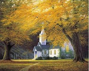 Изображение Церковь в Лощине (The Church In The Glen)