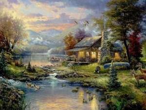 Изображение Горный Рай (Mountain Paradise)