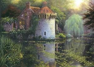 Изображение Замок Скотни (Scotney Castle Garden)