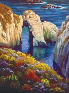 Изображение На краю света (Last Light Point Lobos)