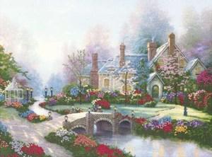 Изображение За воротами весны (Beyond Spring Gate Picture)