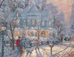 Изображение Канун Рождества (A Holiday Gathering)