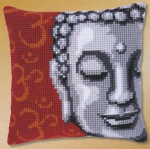 Изображение Будда (подушка) (Lady Buddha)