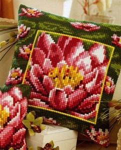 Изображение Цветок лотоса (подушка)