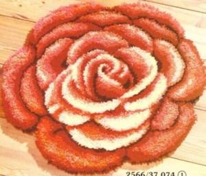 Изображение Роза (коврик)