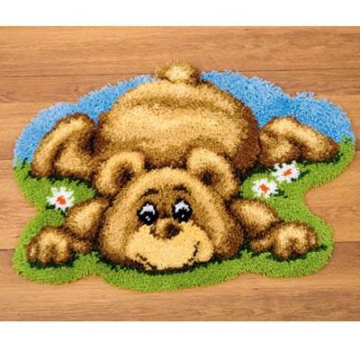 Изображение Медвежонок (коврик)