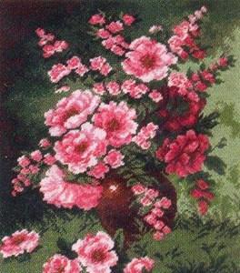 Изображение Букет в саду