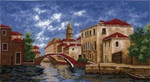 Изображение Город на воде