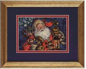 Изображение Санта ночью (Nighttime Santa)