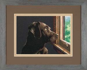 Изображение Щенок-мыслитель (Pondering Pup)